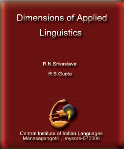 Dimensions of Applied Linguistics