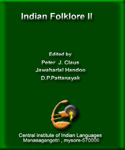 Indian Folklore - II