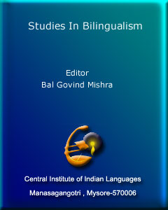 Studies in Bilingualism
