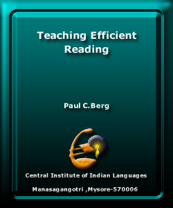 Teaching Efficient Reading